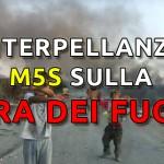 M5S : Interpellanza Terra dei Fuochi risponde il Governo [Video]