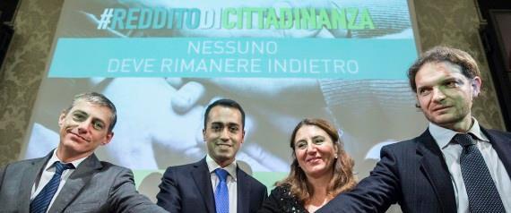 reddito di cittadinanza presentazione