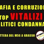 M5S: Stop vitalizi ai politici condannati per mafia e corruzione