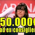 Apriscatole M5S – 50.000€ ogni anno agli ex-consiglieri