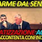 Ddl Madia: una riforma che cancella il referendum sull'acqua e i servizi pubblici