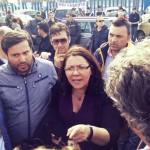 """Il """"pacco"""" del Governo ai lavoratori di Caserta (Whirlpool ex Indesit)"""