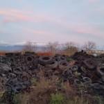 Cimitero delle gomme di Scisciano, dopo 2 anni arriva la risposta all'interrogazione del M5S