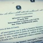 Archivio di Stato di Caserta ecco la risposta del Ministero