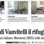 Archivio di Stato di Caserta, siamo entrati nell'Emiciclo Vanvitelliano, ecco come è ridotto [Foto+Video]
