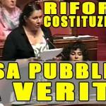 Guarda questo video per capire cosa c'è dietro le modifiche alla Costituzione del Governo Renzi