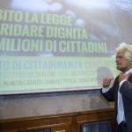 Reddito di cittadinanza, subito dignità per 9 milioni di persone, i video della conferenza