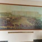Visita nei locali della Reggia di Caserta destinati all'Archivio di Stato (Foto+Video)