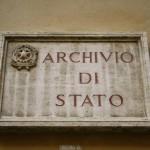 Piano di razionalizzazione Archivi di Stato, non ci siamo ancora, ecco perchè