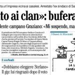 Oltre alle tangenti, chiamate << l'ossigeno >> ecco cosa devono sapere i cittadini di Santa Maria Capua Vetere