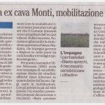 Ex Cava Monti, incontro pubblico a Maddaloni 29 Aprile 2016 ore 18.30