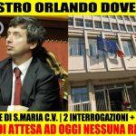 Moronese(M5S): Ministro Orlando dove sei? Tribunale di S.Maria C.V. va tenuto aperto