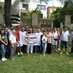 M5S Pianta 10 alberi da frutta a Caiazzo(Caserta)