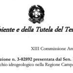 """Rischio idrogeologico in Campania, cittadino """"aspetta e spera"""""""