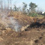 Ambiente, M5S : Fumarole tossiche a Calvi Risorta, territori senza risposte dal Governo, solo veleno.