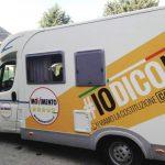 #IoDicoNO il Campania Camper Tour del M5S arriva nei comuni casertani