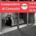 Compostiere di Comunità, Regione Campania proroga al 30/03/17 manifestazione interesse