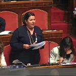 Moronese(M5S) Illustrazione emendamento e ODG per il CIRA di Capua