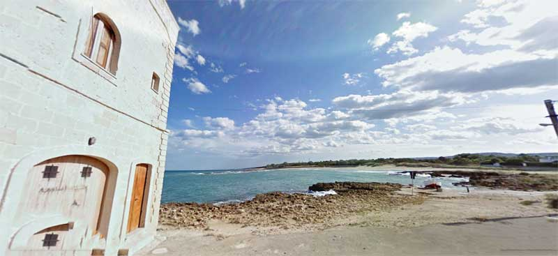 Spiaggia del pilone ostuni moronese m5s felice per la for Lavori senato oggi
