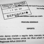 Aggiornamento esposto M5S impianti di compostaggio Regione Campania