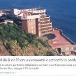 La legge del PD che cancella per sempre le coste della Sardegna, le belle spiagge saranno solo un ricordo