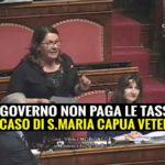 M5S: il Governo non paga le tasse al Comune nemmeno se lo ha deciso la Cassazione, il caso Santa Maria Capua Vetere