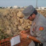 """Spiaggia del Pilone: la ditta che lavora per l'APQ denunciata per """"gestione illecita dei rifiuti"""""""