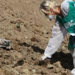 Cava Monti(Maddaloni) ancora fumarole, scatta il divieto di coltivazione e pascolo