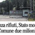 Incontro a Palazzo Chigi affinchè lo Stato paghi i debiti nei confronti di Santa Maria Capua Vetere