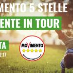 Sabato 16 dicembre a Caserta il M5S presenta il Programma Ambiente