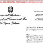 Scarichi in mare al Pilone di Ostuni: Moronese(M5S) il Ministero ha chiesto urgenti chiarimenti alla Provincia, a seguito mia nota