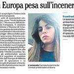 Vittoria dei cittadini, il TAR spedisce l'inceneritore di Acerra e lo sbloccaitalia alla Corte di Giustizia Europea