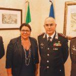 Collaborazione massima con l'Arma dei Carabinieri per il bene dell'ambiente e per la sicurezza dei cittadini