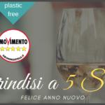 Brindisi a 5 Stelle #Plasticfree (Caserta)