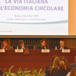 Convegno 'La via italiana dell'economia circolare'