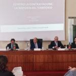 Analisi della contraffazione nella provincia di Caserta