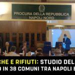 Studio sull'impatto sanitario da esposizione ai rifiuti per i cittadini tra Napoli e Caserta[VIDEO]