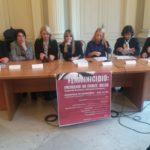 """Il mio intervento al convegno """"Femminicidio: emergenza da codice rosso"""""""