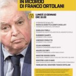In ricordo dell'amico Franco Ortolani