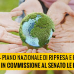 RECOVERY PLAN. MORONESE (M5S): OK DA COMMISSIONE A LINEE GUIDA AMBIENTE